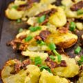 Potato Skin Appetizer